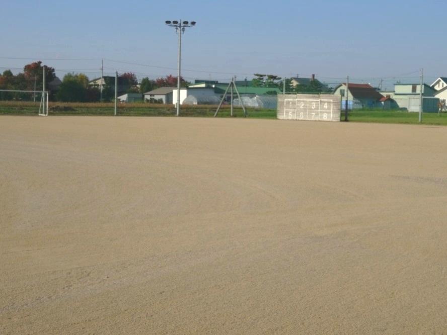 コンサフィールド東川 コンサドーレ旭川U-15練習場