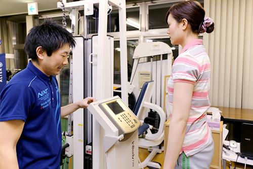 身体組成測定器