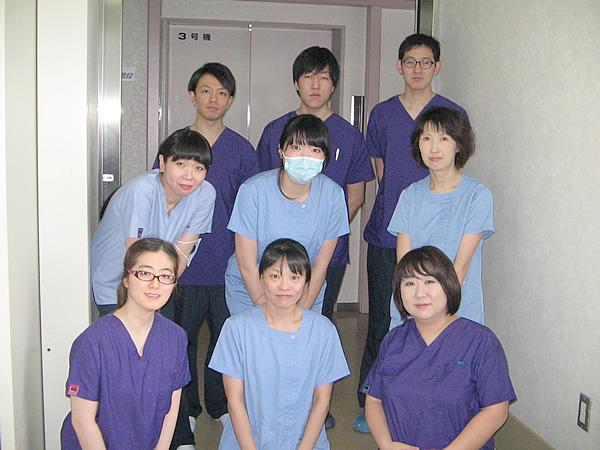 手術室スタッフ