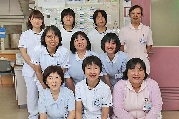 一般急性期病棟(3F)